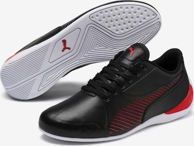 PUMA Sneaker 'Ferrari Drift Cat 7S Ultra Youth' in feuerrot / schwarz, Produktansicht