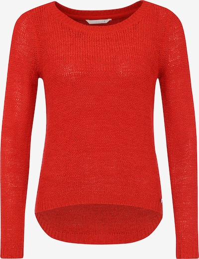 ONLY Pullover 'Geena' in rot, Produktansicht