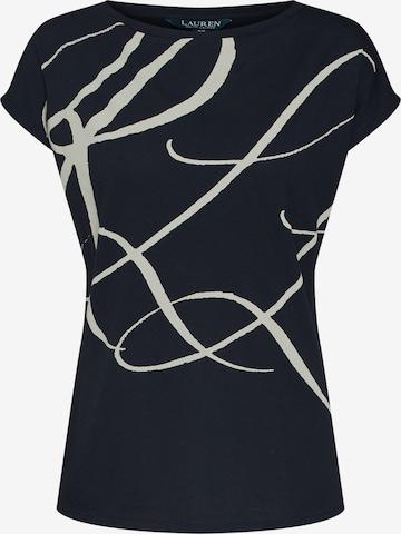 Lauren Ralph Lauren Shirt 'Grieta' in Schwarz