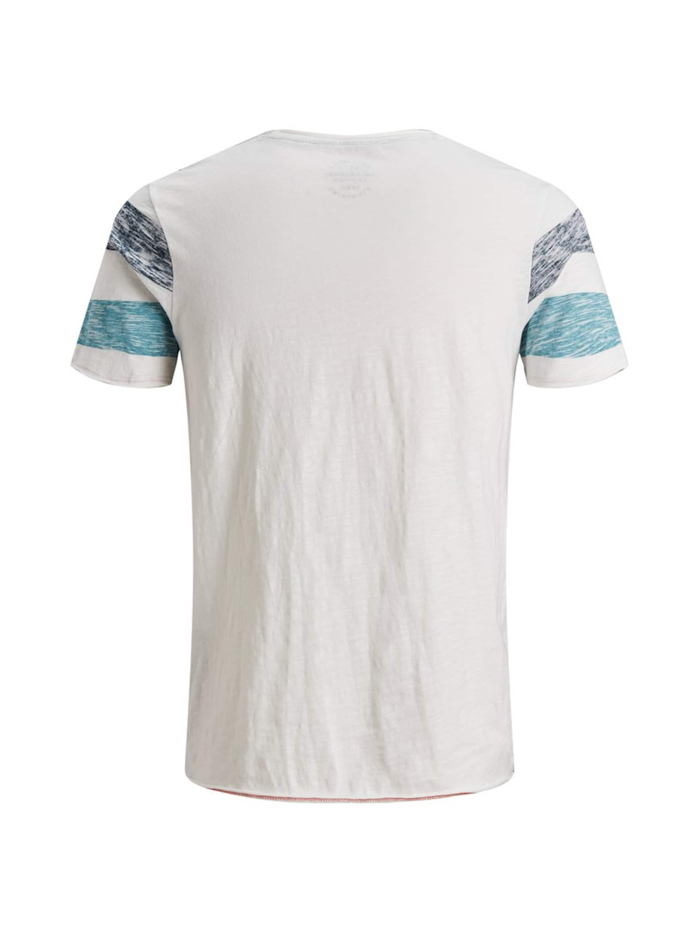 T Jackamp; Weiß Jones NachtblauPastellblau shirt In b6fyvY7g