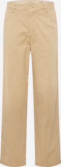 LEVI'S Pantalon chino en beige clair, Vue avec produit
