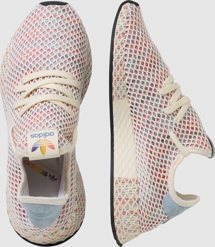 ADIDAS ORIGINALS Sneaker  DEERUPT PRIDE