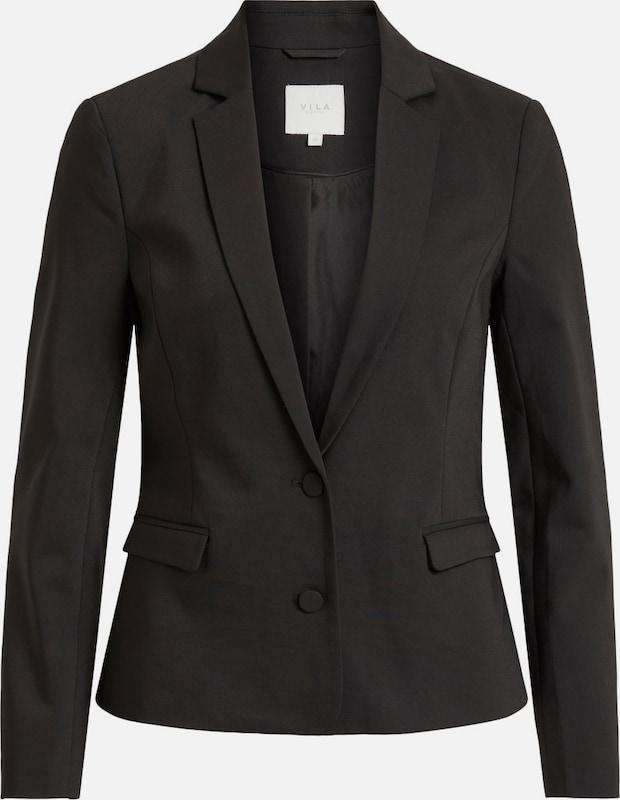 VILA Blazer in schwarz  Große Preissenkung