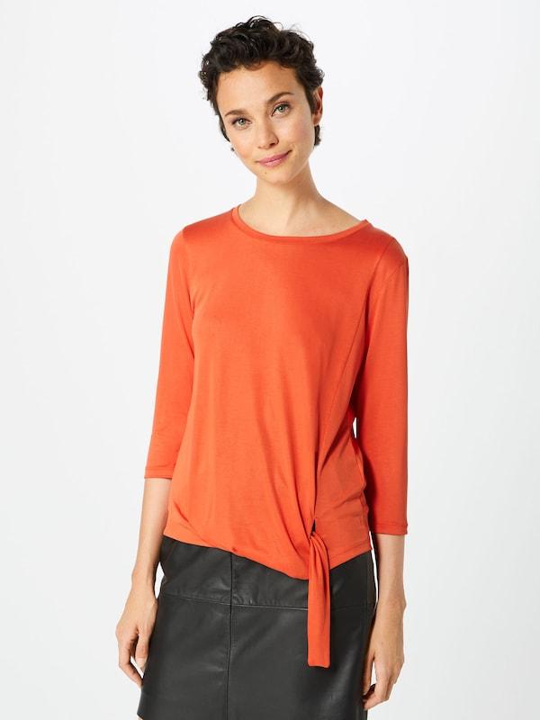Kaffe Orange En shirt T 'holle' m8nvN0wO