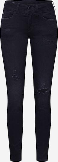G-Star RAW Jeans 'Lynn Mid Skinny' in black denim, Produktansicht
