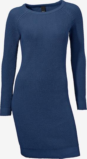 heine Robes en maille en bleu nuit, Vue avec produit