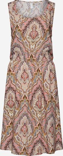 Vasarinė suknelė iš Soyaconcept , spalva - mėlyna / mišrios spalvos / persikų spalva / tamsiai rožinė, Prekių apžvalga