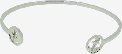 Hafen-Klunker Armreif 'Glamour Collection 110517' in silber, Produktansicht