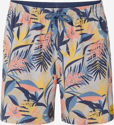 O'NEILL Zwemshorts 'HAWAII' in de kleur Beige / Gemengde kleuren, Productweergave