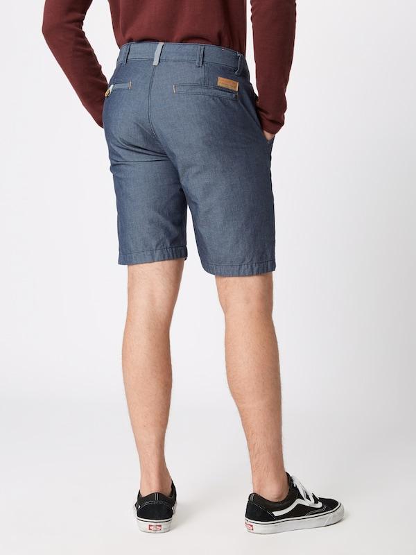 Bleu Sons Pantalon 'mika' En Coloursamp; Foncé Chino f76yYbg