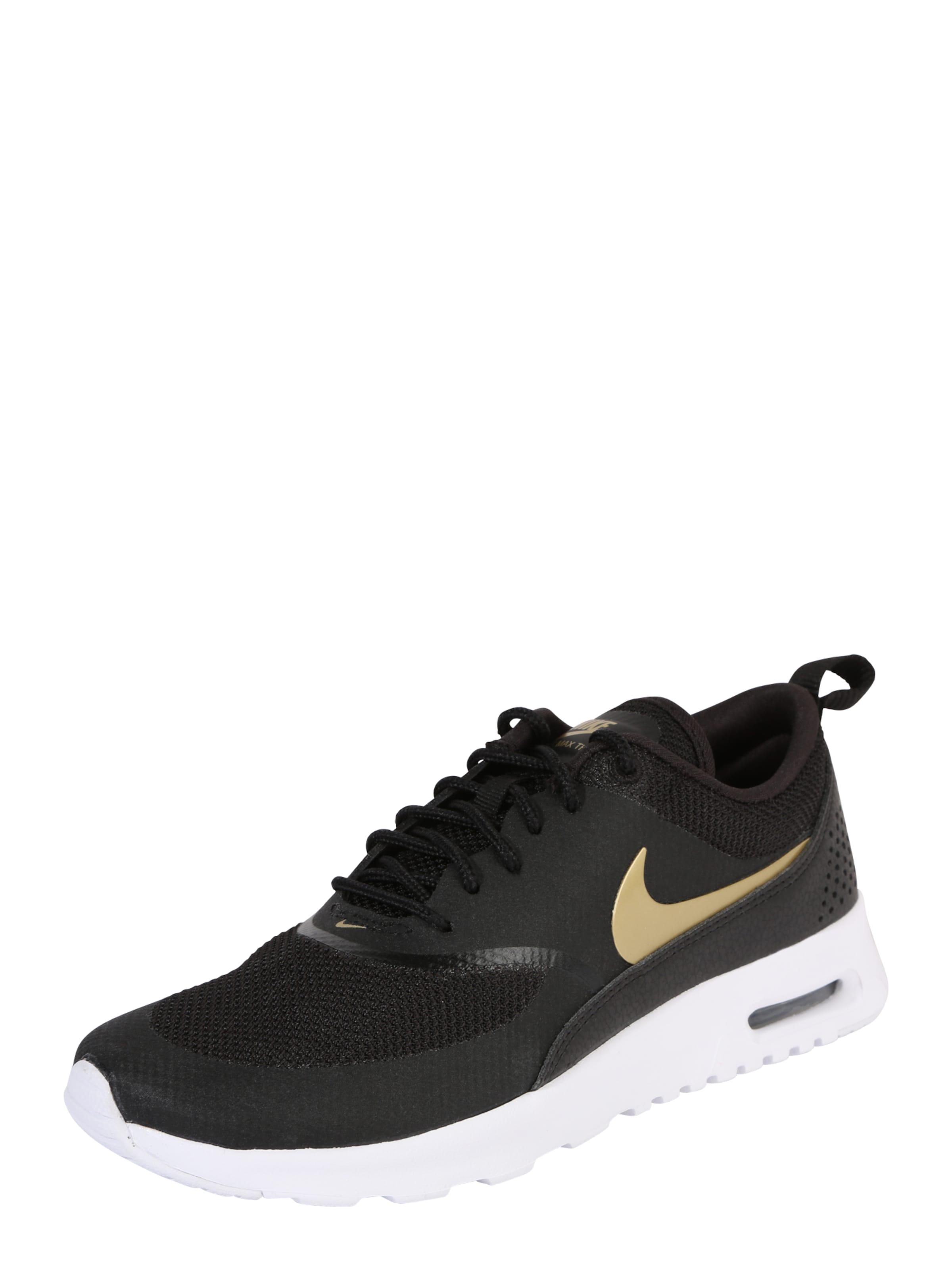 Nike Sneaker Frauen Air Max Thea J in schwarz Große