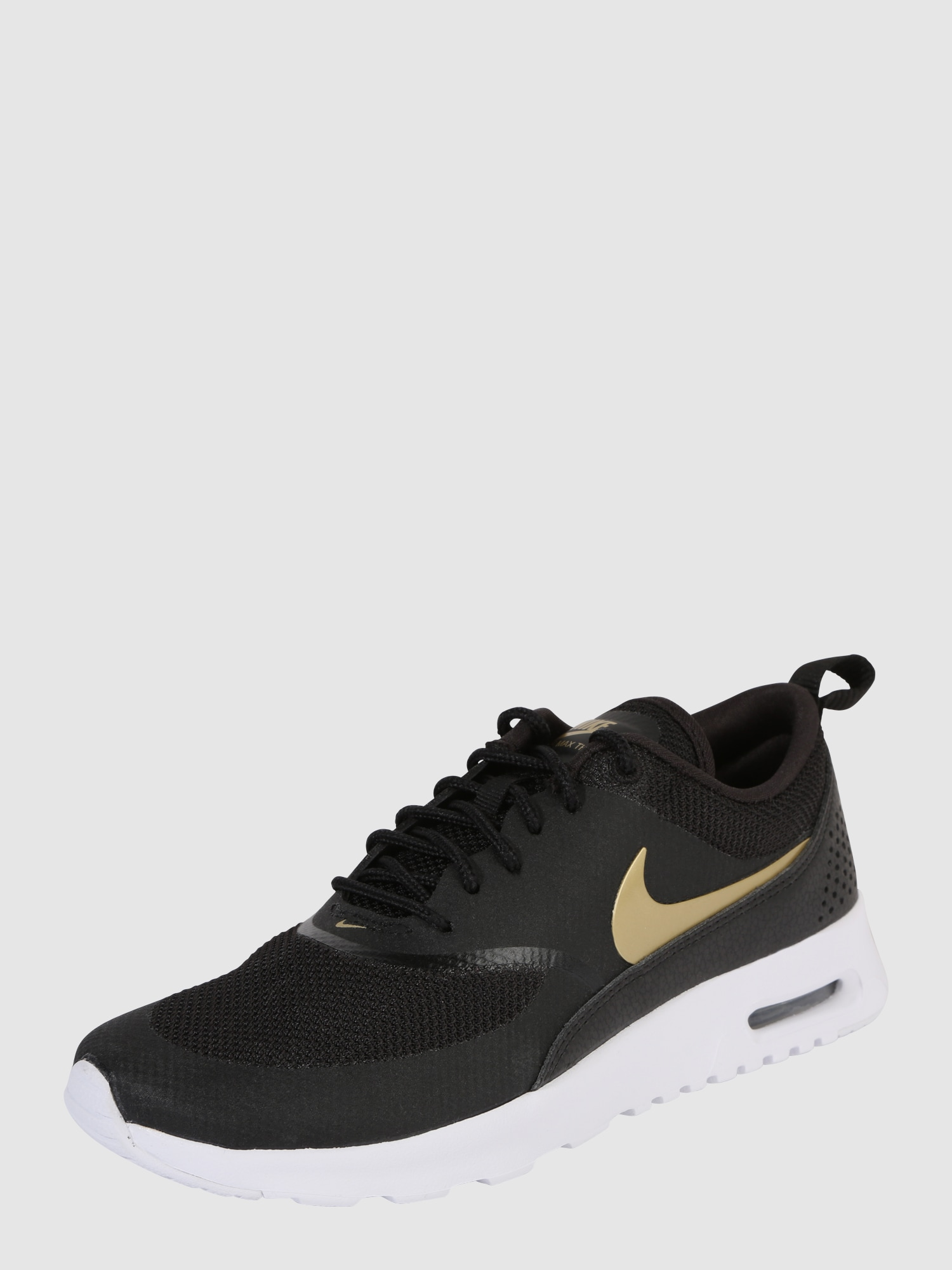 nike sportswear sneaker 39 air max thea j 39 in schwarz. Black Bedroom Furniture Sets. Home Design Ideas