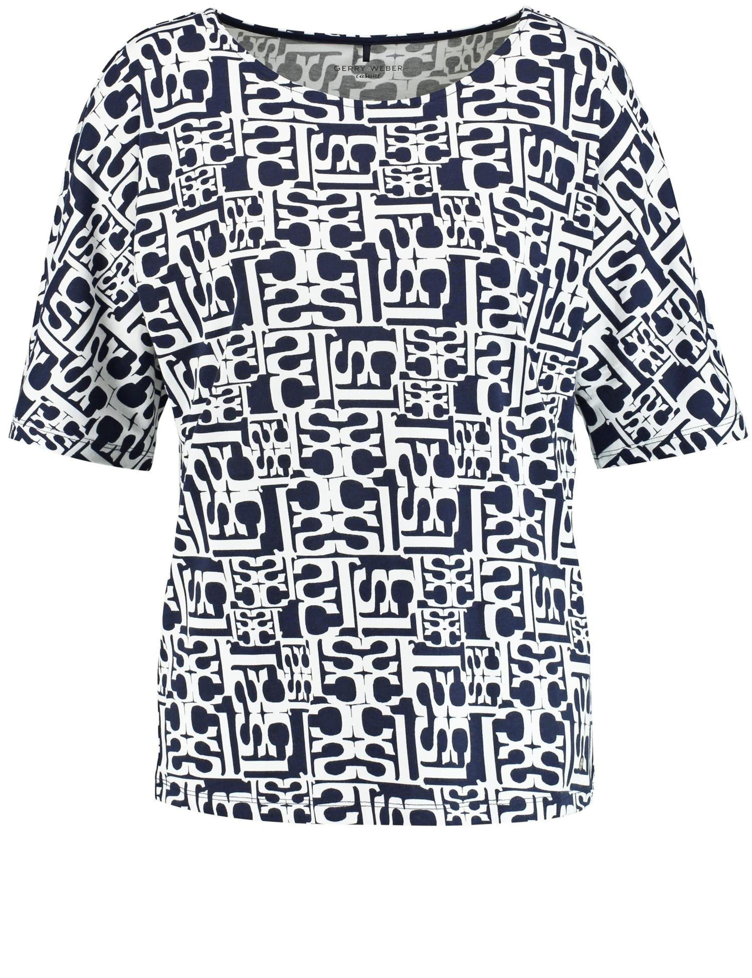 T BlauWeiß Gerry shirt Weber In tsrCdQhx
