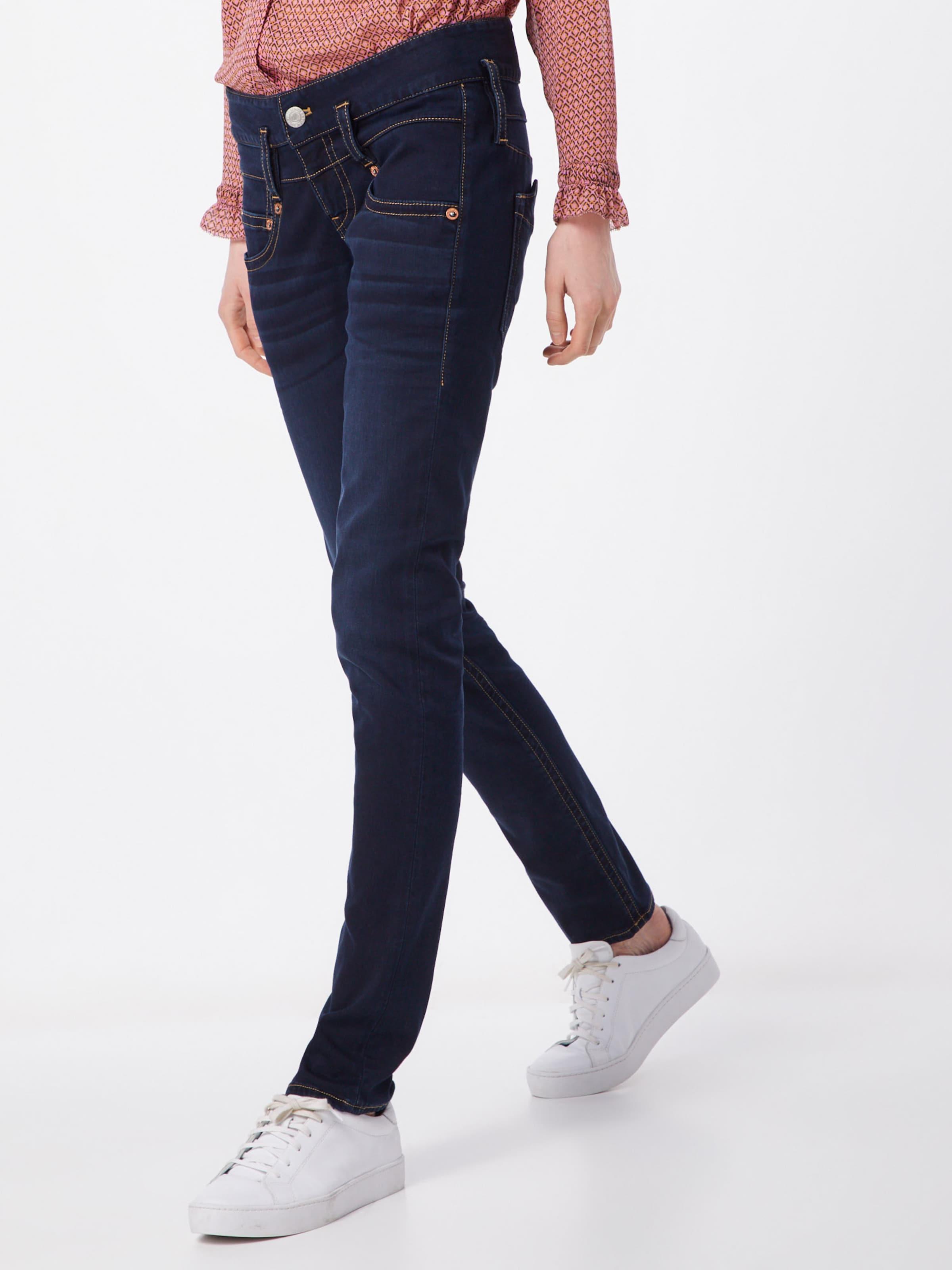 In Blue Wool Denim' Slim Denim 'pitch Herrlicher Jeans dCrWoBeQx