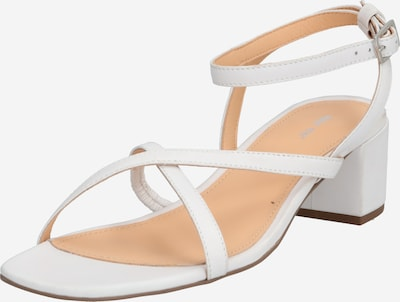 ABOUT YOU Sandalen 'Elisa' in weiß, Produktansicht