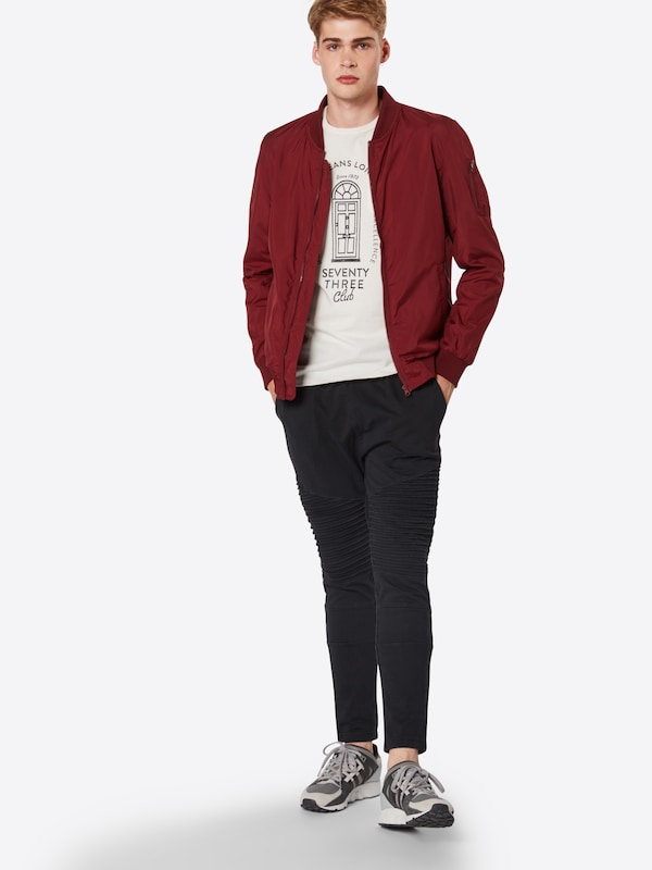 En Jeans T Pepe NoirBlanc 'willy' shirt O0P8ZNnXwk