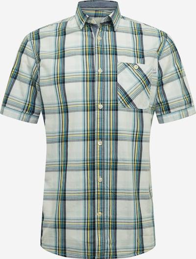 TOM TAILOR Hemd in grau / weiß, Produktansicht