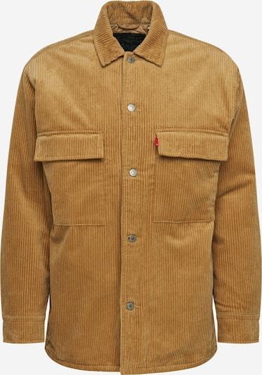 LEVI'S Overhemd ' Ofarrel ' in de kleur Beige / Goud, Productweergave