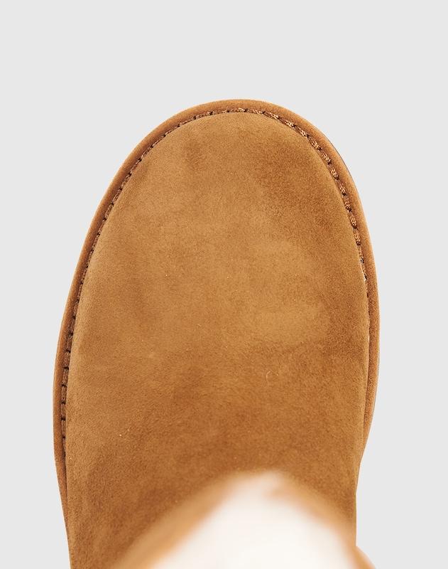 UGG Stiefel mit Lammfell-Futter 'Abree II'