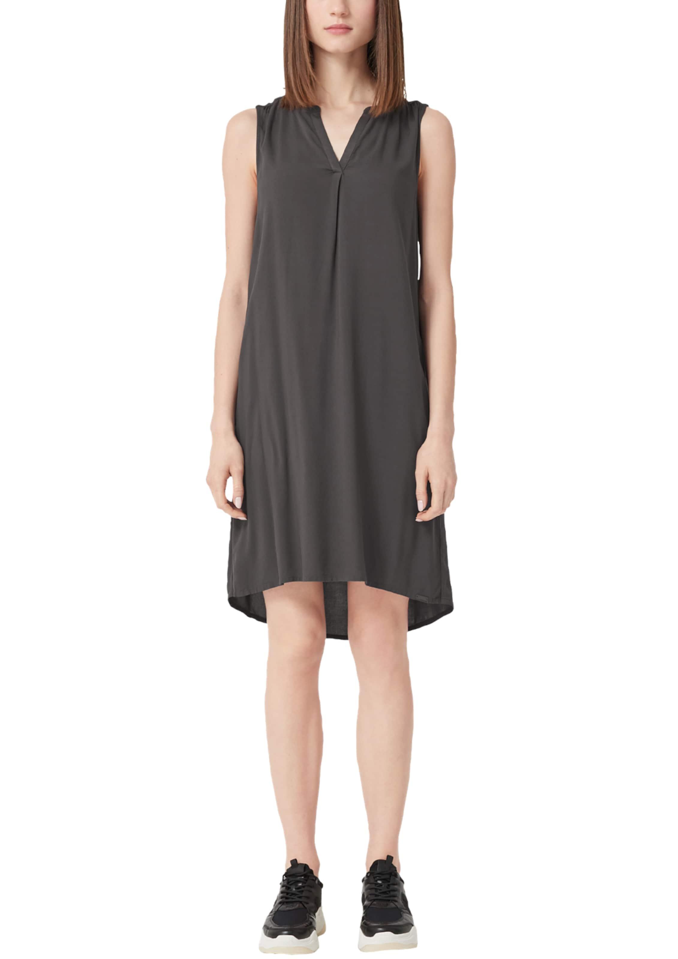 s In Schwarzmeliert Kleid By Q Designed DE2W9HI