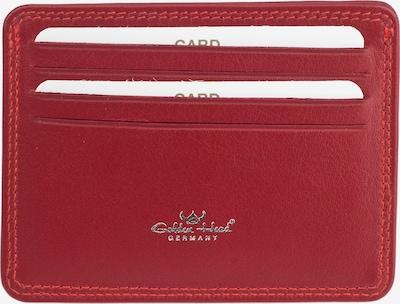 GOLDEN HEAD Etui 'Polo' in de kleur Rood, Productweergave