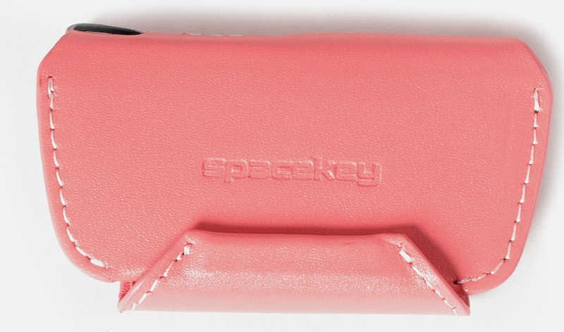 SPACE WALLET Mini Geldbörse 'SK-FLAMINGO SMALL' in pink, Produktansicht