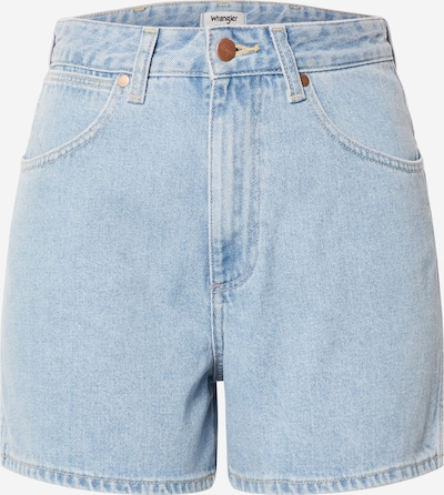 WRANGLER Jeansshorts in blau, Produktansicht