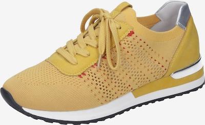 REMONTE Sneaker in gelb: Frontalansicht