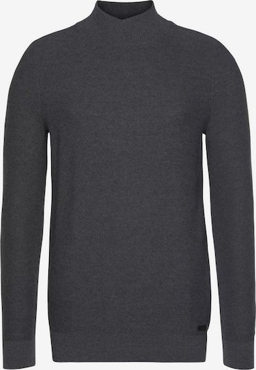 BRUNO BANANI Pullover in graphit, Produktansicht