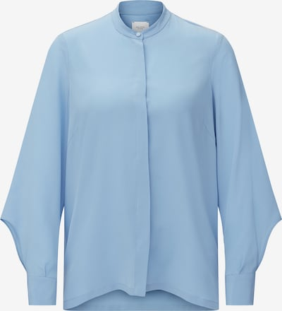 Marc O'Polo Pure Bluse in blau, Produktansicht
