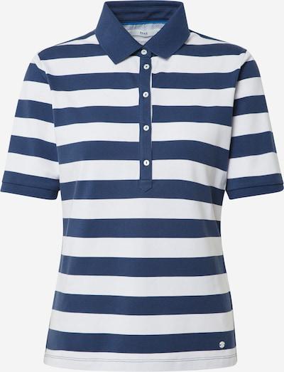 BRAX Majica 'Cleo' | modra / bela barva, Prikaz izdelka