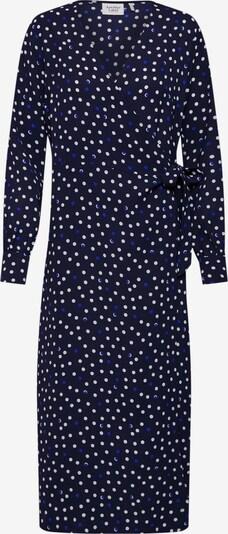 Another Label Robe 'Ternes' en bleu / blanc, Vue avec produit