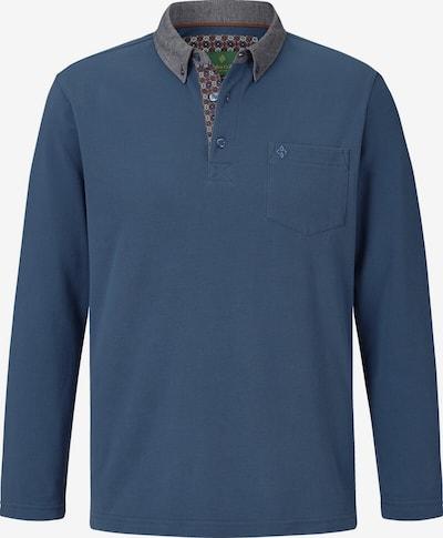 Charles Colby Shirt in blau, Produktansicht
