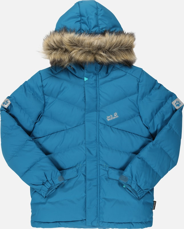 Outdoor Jacken Jack Wolfskin Kid's Icefjord