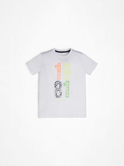 GUESS KIDS Guess Kids LOGO T-SHIRT in weiß, Produktansicht