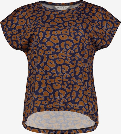 Studio Untold Shirt in braun / schwarz, Produktansicht