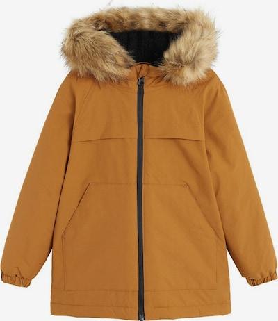 MANGO KIDS Zimní bunda 'Palm5' - zlatě žlutá, Produkt