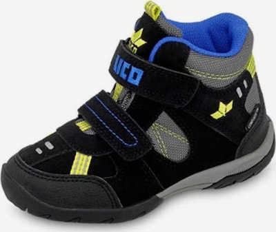 LICO Stiefel in grau / schwarz, Produktansicht