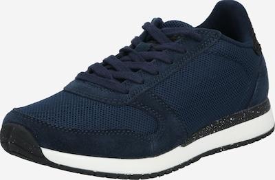 WODEN Sneakers laag 'Ydun Fifty' in de kleur Donkerblauw / Zwart, Productweergave