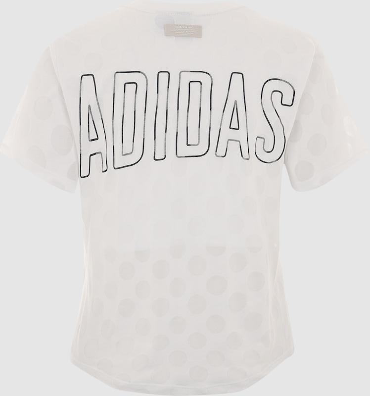 ADIDAS ORIGINALS Jerseyshirt mit Punkten