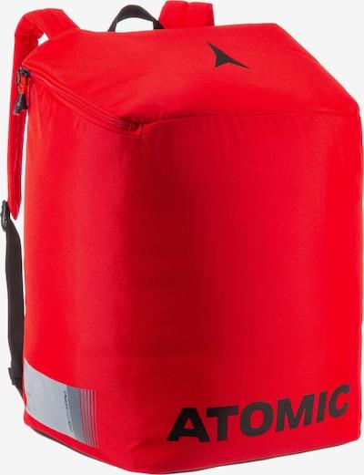 ATOMIC Skischuhtasche in grau / rot / schwarz, Produktansicht
