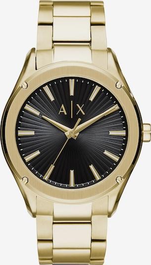 ARMANI EXCHANGE Uhr 'AX2801' in gold, Produktansicht