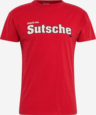 Derbe Shirt in rot, Produktansicht