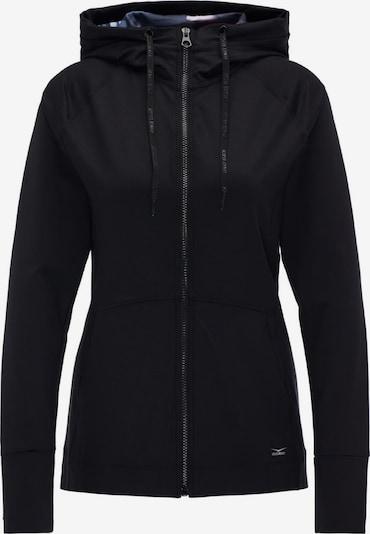VENICE BEACH Jacke 'Luka D Hooded' in schwarz, Produktansicht