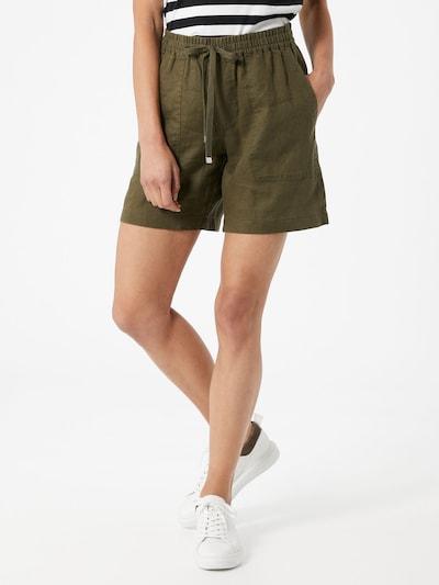 Lauren Ralph Lauren Püksid 'Brendee' khaki: Eestvaade