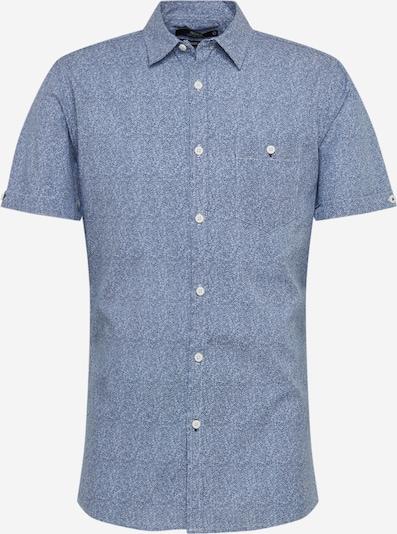 INDICODE JEANS Hemd 'San Sebastian' in blau, Produktansicht