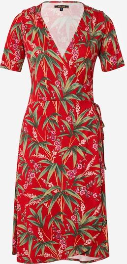 King Louie Šaty 'Mandy Dress Tahiti' - zelená / zmiešané farby / ohnivo červená, Produkt