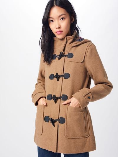 ONLY Manteau mi-saison 'CASSIE RIANNA' en beige clair, Vue avec modèle