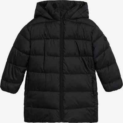 MANGO KIDS Anorak in schwarz, Produktansicht