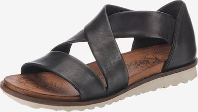 REMONTE Sandalen in schwarz, Produktansicht